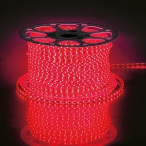 Cветодиодная лента Feron LS704 LED-RL 60SMD(2835) 4.4W/м красный 220V IP65 длина 100м С LD177/LD117