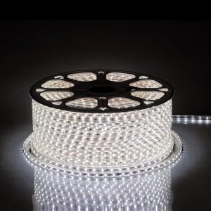 Cветодиодная лента Feron LS704 LED-RL 60SMD(2835)/м 4.4W/м 6400K 220V IP65 длина 100м С LD177/LD117