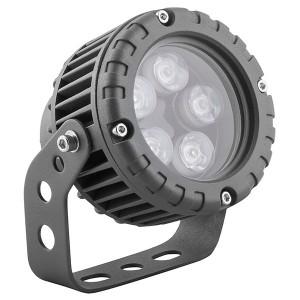 Светодиодный ландшафтно-архитектурный светильник LL-882 D95xH130 IP65 5W 85-265V теплый белый