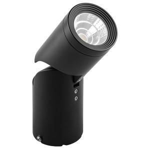 Накладной светодиодный светильник AL517 10W 4000K 30° 800Lm черный наклонный