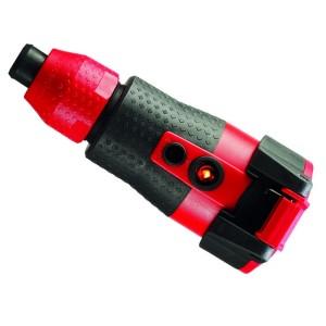 ABL Розетка кабельная резина+полиамид, с индикацией напряжения и самозакрывающейся крышкой IP54, 16A