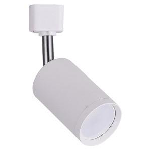 Трековый светильник Feron AL155 под лампу GU10 белый
