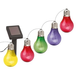 Садовая гирлянда ЭРА ERAGS024-03 10 подсвечиваемых светодиодами лампочек