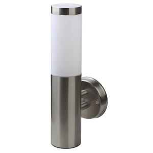 Настенный светильник ЭРА WL17 под лампу E27 MAX. 40W IP44 хром/белый