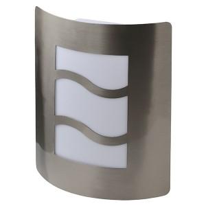 Настенный светильник ЭРА WL21 под лампу E27 MAX. 40W IP44 хром/белый