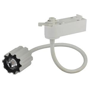 Трековый светодиодный светильникЭРА TR2 - 7 WH 7W белый гибкий COB
