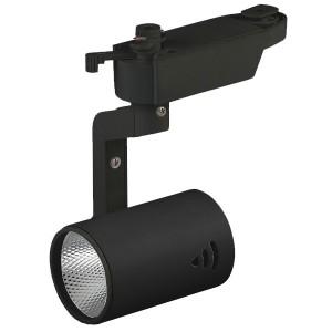 Трековый светодиодный светильникЭРА TR1 - 10 BK 10W черный COB