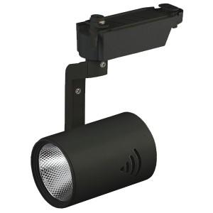 Трековый светодиодный светильникЭРА TR1 - 20 BK 20W черный COB