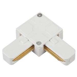 Коннектор ЭРА TR7-C 2W LWH белый рабочий ток - 3.5A 220V