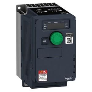 Преобразователь частоты Schneider Electric Altivar ATV320 компактный 0.37 КВТ 240В 1Ф