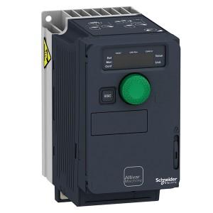 Преобразователь частоты Schneider Electric Altivar ATV320 компактный 0.55 КВТ 240В 1Ф