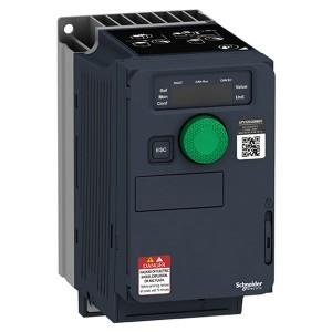 Преобразователь частоты Schneider Electric Altivar ATV320 компактный 0.75 КВТ 240В 1Ф