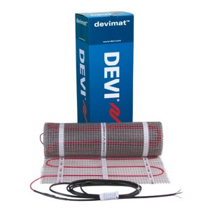 Мат для зеркал Devimat DSVF-150  50Вт  0,5x0,7м