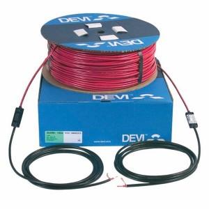 Нагревательный кабель Devi DSIG-20  1340/1465Вт  74м