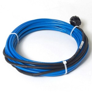 Саморегулирующийся кабель для труб Devi DPH-10  160Вт  16м