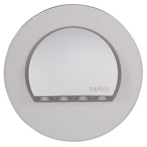 Светильник RUBI Алюминий, теплый свет, в монтажную коробку, 14V DC