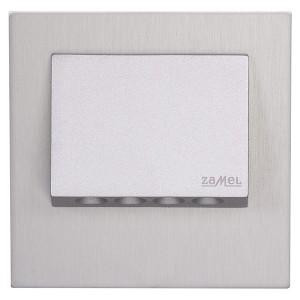Светильник NAVI Алюминий, теплый свет, в монтажную коробку, 14V DC
