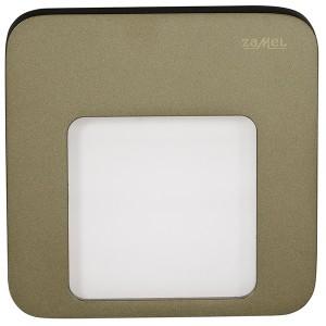 Светильник MOZA Золото, теплый свет, на стену, 14V DC