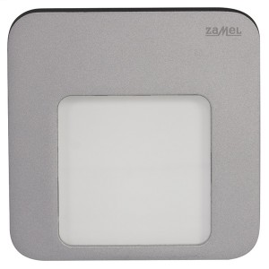 Светильник MOZA Алюминий, RGB, в монтажную коробку, 230V с встроенным RGB контроллером