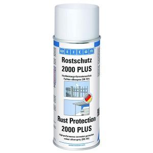 Средство защиты от коррозии 2000 PLUS серебристо-серый баллон 400мл