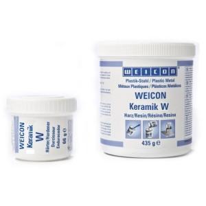 Пастообразный композит WEICON Ceramic W с минеральным наполнением 0,5кг
