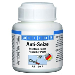 Монтажная паста Anti-Seize 120г защита от коррозии и высокопроизводительное смазывающее средство