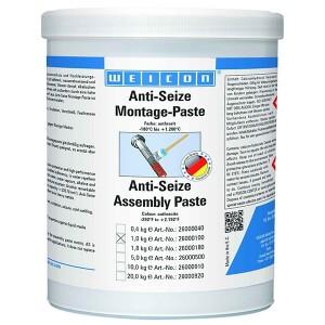 Монтажная паста Anti-Seize 1кг защита от коррозии и высокопроизводительное смазывающее средство