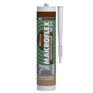 Клей MAKROFLEX Bio Line MF220 сверхпрочный 400гр 1739815 / 4600611220543