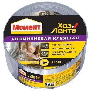 Алюминиевая клеящая ХОЗЛЕНТА МОМЕНТ 10м 1690067 / 4600611240442
