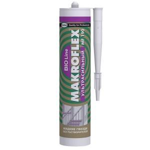 Клей MAKROFLEX Bio Line MF190 ультрасильный прозрачный 280г 1876913 / 4600611220697