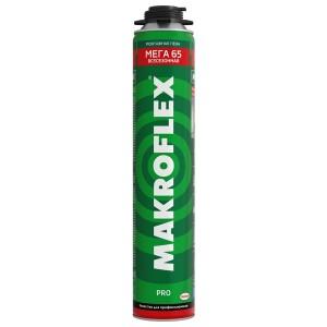 Пена монтажная MAKROFLEX ShakeTec 65 профессиональная всесезонная 850мл 2146690 / 4740008001857