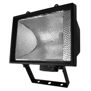 Прожектор FL-1003A под лампу 2xE27 черный