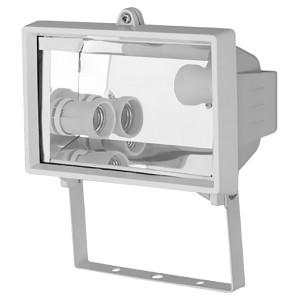 Прожектор FL-2016-1 под лампу 2xE27 белый