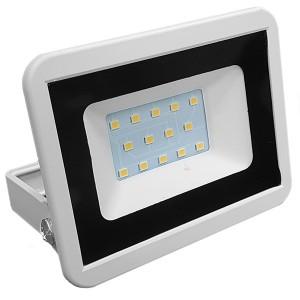 Прожектор светодиодный FL-LED Light-PAD 10W 6500K 850Lm 230В IP65 пластиковый корпус 108x25x80mm