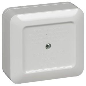 Клеммная коробка открытой установки 102х100х37мм IP44 5Х6 мм2 380В 40А Schneider Electric белая