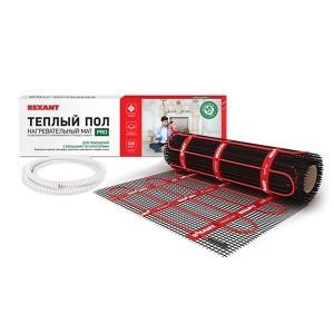 Тёплый пол REXANT PRO RNX-1,0-220 220Вт 1,0 м2 под плитку