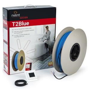 Нагревательный кабель T2Blue 21м 20Вт/м Райхем