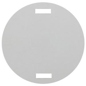 Бирка кабельная маркировочная У-135 круг 55мм (уп.100шт) ЭРА