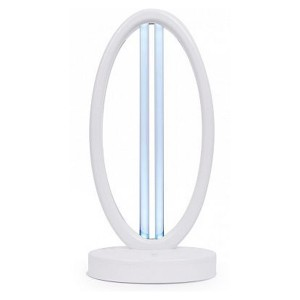 Бактерицидная ультрафиолетовая настольная лампа Feron UL360 36W белый 140x198x415mm