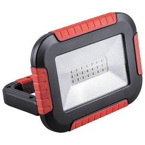 Аккумуляторный светодиодный прожектор-фонарь Feron с зарядным устройством TL911, IP44 10W 6400K