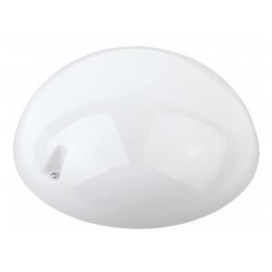 Светильник ЖКХ ЭРА НБП 06-60-102 с фото-шумовым датчиком МАТОВЫЙ под лампу 60W с цоколем Е27 212720