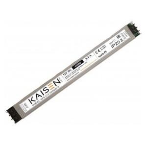 Блок питания 100W 12V 8,3A AC 170-260V IP20-S 366х37х17mm