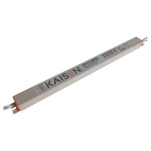 Блок питания 36W 12V 3A AC 170-260V IP33-L 270х18х15mm
