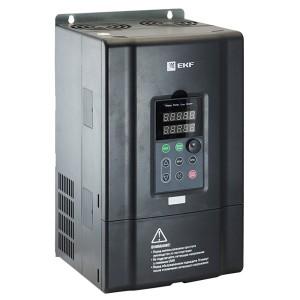 Преобразователь частоты 110/132кВт 3х400В VECTOR-100 EKF PROxima