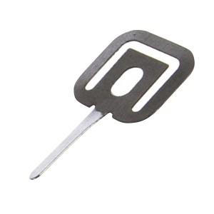 Хомут для огнестойкого кабеля (FR ПР-25) диаметр охвата до 15мм (100шт/5000шт уп/кор) Промрукав