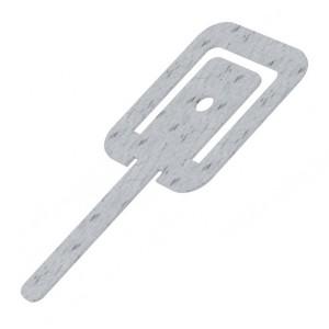 Хомут для огнестойкого кабеля (FR ПР-60) диаметр охвата до 36мм (100шт/5000шт уп/кор) Промрукав