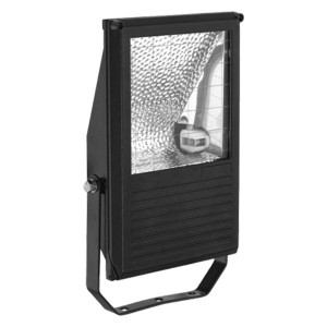 Прожектор металлогалогенный FL-03S 70W GREY Rx7s IP65 асимметричный серый