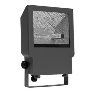 Прожектор металлогалогенный FL-2047D 70W Rx7s IP65 асимметричный серый