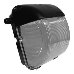 Прожектор металлогалогенный FL-2060 70W E27 IP65 зеркальный угловой черный