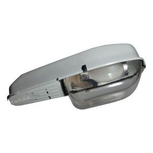 Консольный светильник ЖКУ 99 250 Вт Е40 IP54 со стеклом под лампу ДНАТ